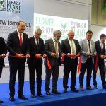 Otwarcie targów Flower Show Istanbul 2019