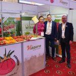 Dorota Wielgat, Janusz Gajzler oraz Michał Taraska reprezentowali firmę Hazera podczas XII konferencji Fresh Market