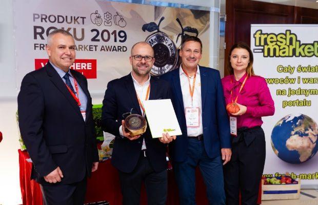 Rosamunda zdobywa statuetkę i tytuł Produktu Roku 2019