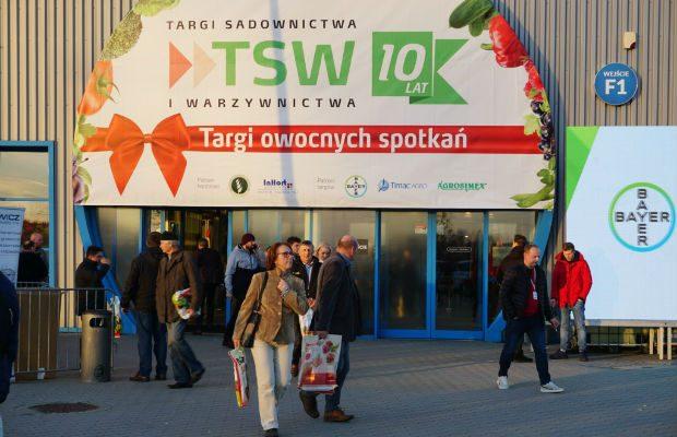 W tym roku Targi Sadownictwa i Warzywnictwa obchodziły jubileusz 10-lecia