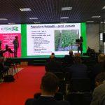 Nasza redakcja miała przyjemność współorganizować konferencję TSW poświęconą uprawie warzyw pod osłonami (tu Hans van Herk z firmy Propagation Solutions podczas wykładu nt. uprawy papryki w Holandii i produkcji wysokiej jakości rozsady tego warzywa)