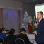 Charakterystykę odmian papryki przedstawił Piotr Dutkowski reprezentujący markę Seminis (należącą do Bayer Crop Science)