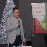 Andrzej Szerszeniewski z firmy Budmech omówił typy dozowników pożywki, zalety i wady oraz przeznaczenie każdego typu urządzeń dozujących pożywkę