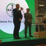Firmę Bayer podczas inauguracji TSW 2020 reprezentował Radosław Suchorzewski