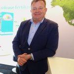 Grzegorz Peszko na ekspozycji firmy nawozowej Haifa_IPM Essen 2020