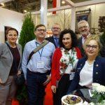 E. Łuczak - APZ, dr hab. D. Sochacki - SGGW, M. Federowicz - Florensis, A. Żukowska - APZ, T. Burda - Florensis, J. Filipczak - APZ_IPM Essen 2020
