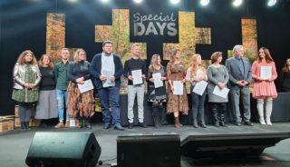 Laureaci Otwartego Konkursu dla Kwiaciarń 2020 zorganizowanego w Poznaniu przez SITO oraz MTP