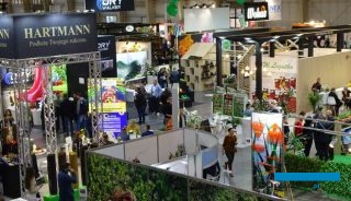 Tegoroczne targi Gardenia w Poznaniu zgromadziły ponad czterystu wystawców