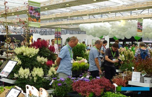 Migawka z sierpniowych targów Plantarium 2019 w Holandii