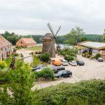 Pokazy kulinarne odbyły się w scenerii zabytkowego folwarku Olandia