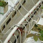 Instalacja do fertygacji oraz dokarmiania roślin dwutlenkiem węgla (czarny przewód)_Aneta-Haba