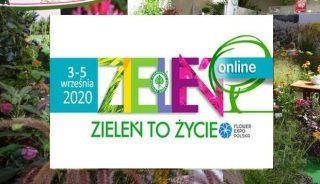 Targi Zieleń to Życie & Flower Expo Polska odbędą się w tym roku w formule ONLINE