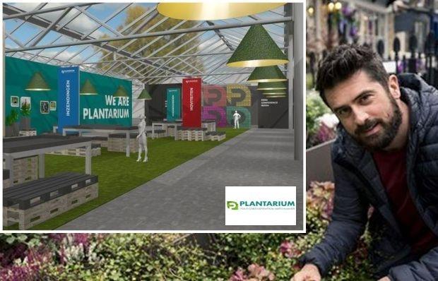 """Jedną z gwiazd programu targów Plantarium Digital Expo 2020 będzie Michael Perry (""""Mr. Plant Geek""""), fot. Plantarium"""