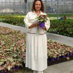 Agata Pągowska_Royal Plant_w nowym tunelu zblokowanym, w którym we wrześniu dominowały rośliny doniczkowe o ozdobnych liściach