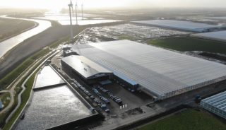 Nowy obiekt firmy Florensis w Dinteloord, fot. Florensis