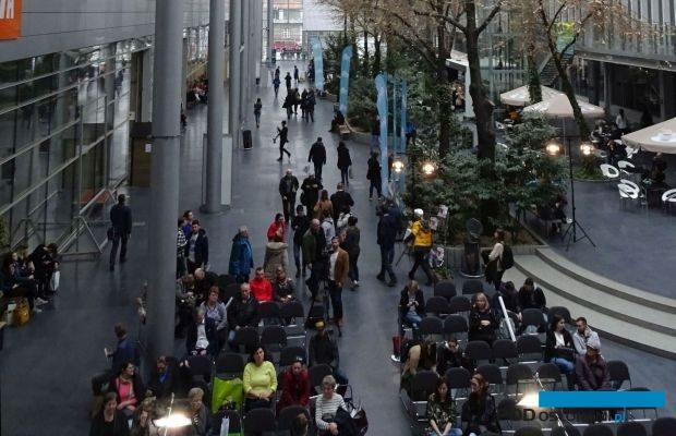 Przyszłoroczne targi Gardenia, które odbywają się na terenie Międzynarodowych Targów Poznańskich, zaplanowano na początek listopada (na zdjęciu migawka z tegorocznej, lutowej edycji tego wydarzenia), fot. A. Cecot