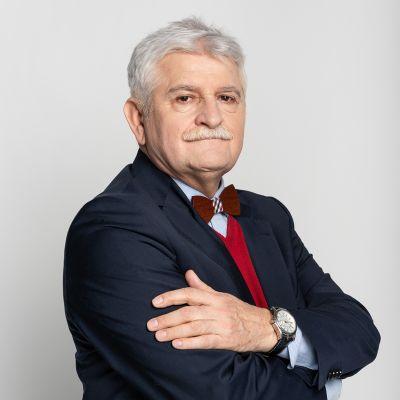 Prof. dr hab. Marek Korbas – kierownik Zakładu Mykologii