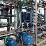 Instalacja do fertygacji w gospodarstwie Denis-Plants - woda i pożywka krążą w obiegu zamkniętym_fot. Ivan De Clerq