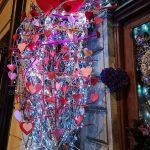 Kwiaciarnia Floristica w centrum Krakowa 14 lutego 2021 r.