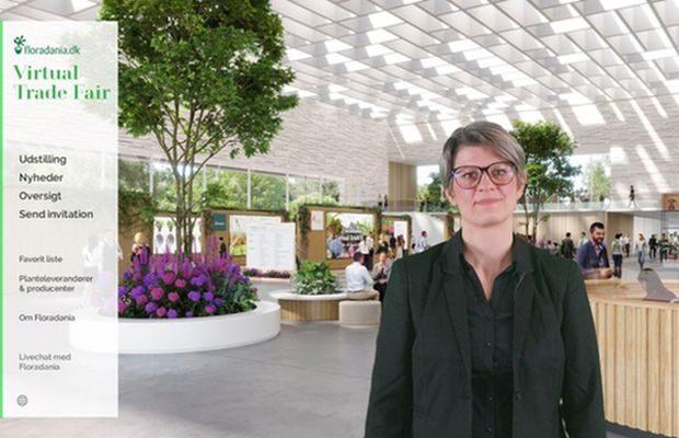 Anne Ammitzbøll – menedżer ds. produktu we Floradania Marketing – zaprasza na targi Floradania Virtual Trade Fair