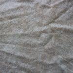 Włóknina biodegradowalna o masie ok. 74 g m2 wyprodukowana w IBWCH w Łodzi na potrzeby rolnictwa, fot. P. Bucki