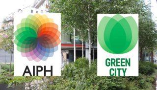 """Międzynarodowa konferencja z serii """"Green City"""" organizowana przez AIPH odbędzie się 22 kwietnia online, fot. AIPH"""