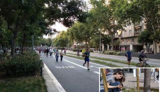 Promowanie idei Green City (tu migawka z Barcelony) jest jednym z celów AIPH