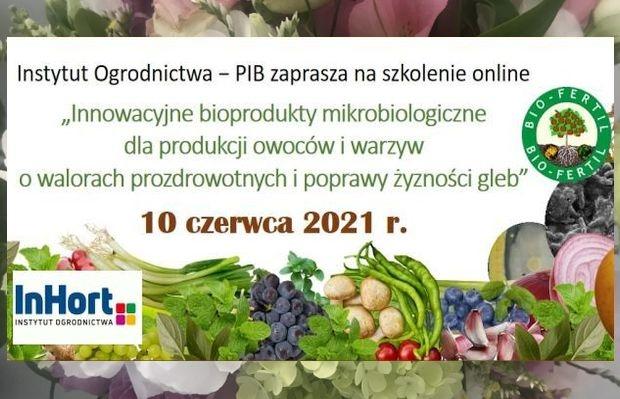 Instytut Ogrodnictwa rozpoczyna 10 czerwca cykl bezpłatnych wydarzeń online