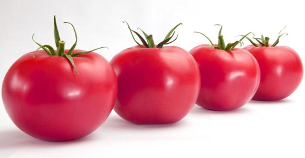 Pomidor malinowy Tomimaru Muchoo, pomidory malinowe