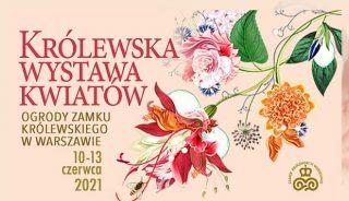 Królewska Wystawa Kwiatów zaspokoi potrzebę kontaktu z przyrodą oraz ze sztuką - po trudnym okresie pandemicznej izolacji