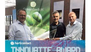 Technologię GreenSwitch wyróżniono podczas Horticontact 2021 jako Innowację Roku