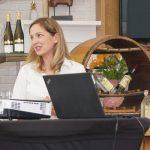 Maria Lis (Bayer Crop Science - De Ruiter) omówiła wyniki testów uprawowych odmian Hakumaru i Yarimaru