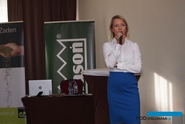 Agnieszka Wiśniewska (Enza Zaden)