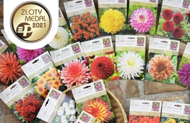 Targi Gardenia 2021, które odbędą się za parę dni, ogłosiły już produkty nagrodzone Złotymi Medalami, fot. MTP