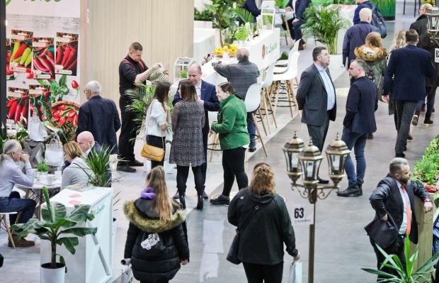 Targi Gardenia odbędą się w tym roku na początku listopada, jak zwykle w Poznaniu (tu: migawka z lutowej edycji 2020), fot. Grupa MTP