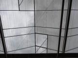 Południowe daszki szklarni na lato pokrywa się cieniującym preparatem ReduSol