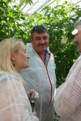 Katarzyna Kaczmarek, Zdzisław Dziubek i Krzysztof Chenczke