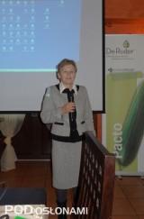 Seminarium w Zamościu poprowadziła Adela Maziarz z firmy Krezam, fot. 1-6 A. Wize
