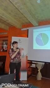 Katarzyna-Duchovska z Monsanto mówiła na temat odmian pomidorów