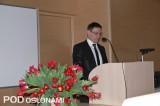 Jerzy Kazimierczak, reprezentujący firmę P.L.J. Bom Greenhouses, omówił nowoczesne rozwiązania w konstrukcjach szklarniowych (m.in. konstrukcję Twinlight)