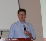 Jamie Rickard - menedżer ds. produktów (pomidor i podkładka)