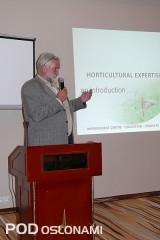 Peter Klapwijk - dyrektor ds. rozwoju i doradca z firmy doradczej Green-Q