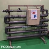 Jeden z modeli urządzenia Aqua-Hort do dezynfekcji wody lub pożywki za pomocą jonów miedzi